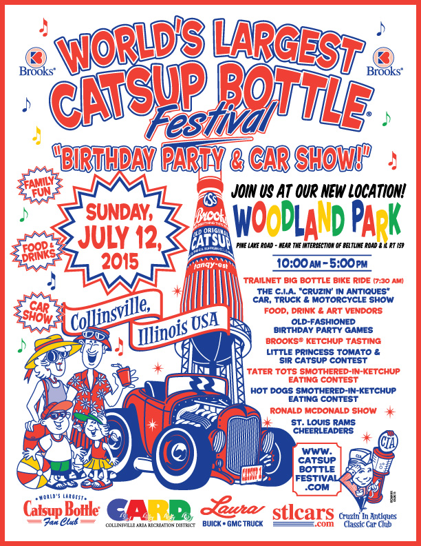 2015 Catsup Bottle Festival