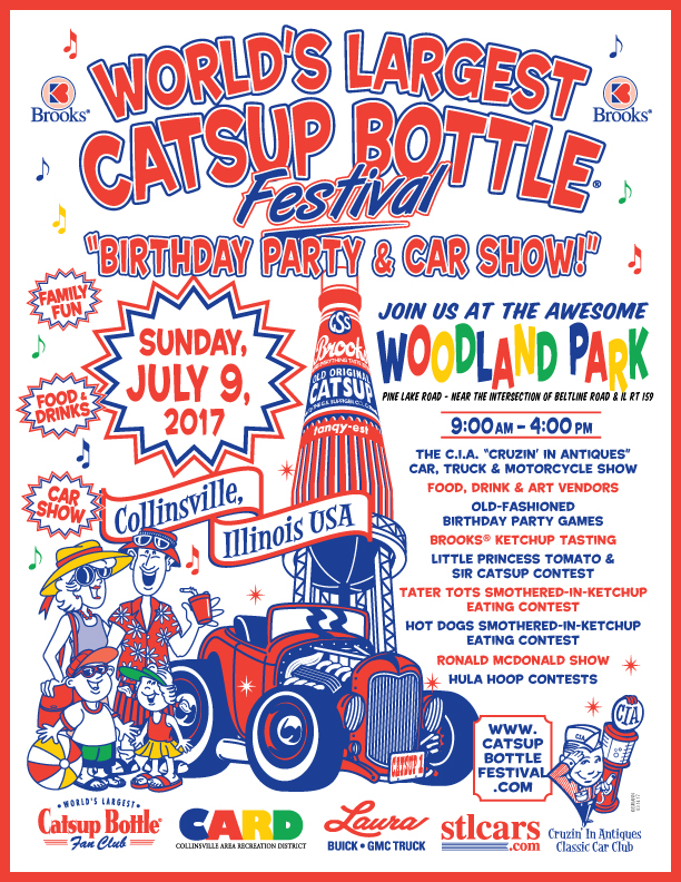 2017 Catsup Bottle Festival